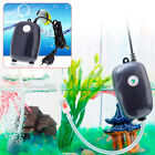 Efficient High Energy Aquarium Oxygen Fish Air Pump Tank Super Silent 3W ^