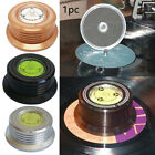 Record Clamp Balanced LP Vinyl Turntable Portable Multifunction Disc Stabilizer