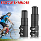 Fork Stem Extender Bicycle Handlebar MTB Head Up Riser Mountain Bike Adapter New