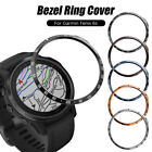 Scale Speed Case Metal Protective Cover Bezel Ring For Garmin Fenix 6S 6SPro