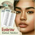 Kyпить US 4D Hair-like Stick-On Authentic Eyebrows Waterproof Eyebrow Tattoo Sticker  на еВаy.соm