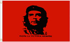 Che Guevara Polyester Flag - Choice of Sizes