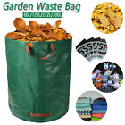 Garden Waste Bag Potting Growing Bag Leaf Grass Container Vegetables Plants