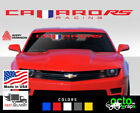 Fits Chevrolet Camaro zl1 RS SS Convertible windshield decal sticker tire sport
