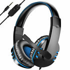 Stereo Sound Gaming Headset Headphone For PS5/Nintendo Switch/Xbox One/Phone/PC