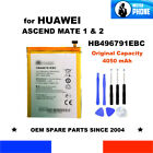 NEW BATTERY OEM ORIGINAL CAPACITY HB496791EBC HUAWEI MATE & MATE 2 4050mAh TOOLS