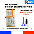 BATTERY OEM GENUINE CAPACITY 3100mAh HB494590EBC HUAWEI HONOR 7 Dual Sim 3,8V