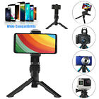 Professional Phone Tablet Tripod Stand +Holder Mount 360°for Universal Cellphone