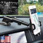 Car Air Vent Windshield Suction Cup Phone Stand Cradle Holder For iPhone Samsung