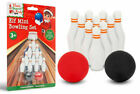 Naughty Elf Mini Bowling Set Elves Behavin' Badly On The Shelf 12 Piece Set