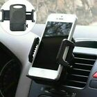 Universal Car Air Vent Clip Cell Phone Stand Mount Holder Cradle For iPhone GPS