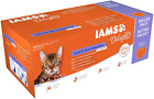 Iams Delights Wet Food Land For  Cats, 48X85G