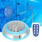 LED Underwater Swimming Pool SPA Light 18/24W RGB Color Changed+Remote Control