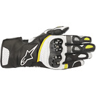 Alpinestars SP-2 V2 Motorcycle Leather Sports Gloves - Black / Yellow /...