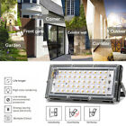 50w led floodlight outdoor light security wall flood lights outside garden lamp