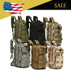 Military Camping Hiking Travel Tactical Bag Camping Backpack 28L Outdoor US