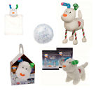 *NEW* GOODBOY CHRISTMAS SNOWDOG DOG PUPPY PLUSH TOYS TREATS GIFTS LIGHT UP TOYS