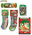 GOODGIRL MEOWEE CHRISTMAS CAT KITTEN TREATS CRACKER STOCKING CALENDAR LASER PEN