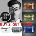 Face Shield Visor Anti Fog Clear Screen Eye Protection Glasses Safety Glass BY