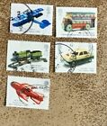Superb GB Stamps 2003 high value commemoratives Fine Used off paper select a set