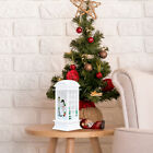 Outdoor Indoor Decor Smokeless Spray Paint Candle Lamp Christmas Vintage Lights
