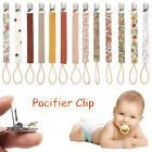 Infant Feeding Soother Holder Pacifier Clip Nipple Clips Pacifiers Chain