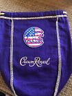 MLB crown royal bags with sports team patches (all teams)