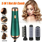 5 in 1 One Step Hair Blow Dryer Brush Comb Hot Air Drying Volumizer Styling Tool