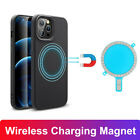 Wireless Charger Charging Magnet For Mag Safe iPhone 12 Pro Strong Magnetic Ring