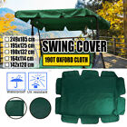Patio Swing Canopy Top Seat Cover Waterproof Replacement Sunshade Outdoor