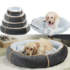 XL L M S Pet Dog Cat Calming Beds Balmy Fluffy Nest Bed Pad Mattress Waterproof