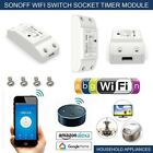 Basic R2 10A Smart Wifi Wireless Switch Timer Remote Voice APP Alexa Google IFTT