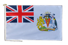 British Antarctic Territory Flag With Rope and Toggle - Various Sizes