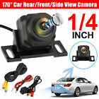 170° CMOS Car Rear/Front/Side View Backup Reverse Camera Night Vision Waterproof