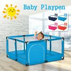 50''x26'' Baby Playpen Kids Safety Home Pen Fence Play Center Yard   T xin
