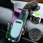 360 universal cell phone car mount holder dashboard stand cradle w suction cup