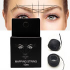Pre Inked Mapping String Microblading Eyebrow Marker Thread Line Tool 10m/32.8ft