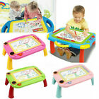 Magnetic Drawing Painting Board Sketch Doodle Pad Writing Kid Children Toy Gifts