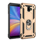 For Samsung Galaxy J4 J6 Plus 2018 Hybrid Ring Hard Stand Shockproof Case Cover