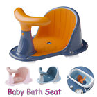 Suction Cups Baby Bath Seat Ring Chair Tub Infant Toddler Bathtub Wash