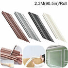 Wall Self-adhesive 3d Sticker Waterproof Skirting Wallpaper Border Home Decor Uk