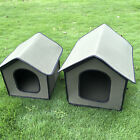 Removable Pet House Waterproof Villa Cat Little Kennel Dog for Outdoor