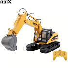 Massive 1:14 RC Remote Control Excavator Toy Construction machine Backhoe Loader