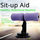 Adjustable Self-Suction Sit Up Bar Abdominal Exercise Workouts Aids Muscle
