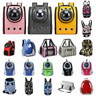 Portable Pet Travel Backpack Breathable Outdoor Cat Dog Carrier Bags