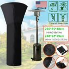Stand-up Outdoor Patio Heater Cover Universal Fit Waterproof UV Dust Protection
