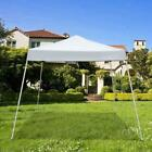 10x10ft Canopy Awning Gazebo Tent Sun Shade Pop Up Folding Portable Party Tent