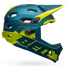 Bell Casco MTB Súper Dh Spherical Amarillo Azul