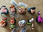 Flintstones - Fred, Wilma and Family - AUTHENTIC JIBBITZ SHOE CHARM FIT CROCS
