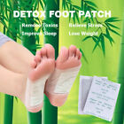 10-100 PCS Detox Foot Pads Detoxify Patch Toxins Fit Health Care Pad Cleanse
